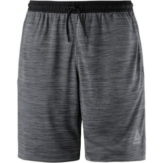 Reebok WOR KN Funktionsshorts Herren dark-grey-heather