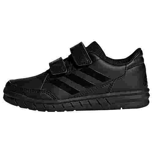 adidas AltaSport Schuh Hallenschuhe Kinder Core Black / Core Black / Core Black