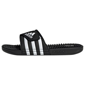 adidas Adissage Badeschlappen Sandalen Core Black / Cloud White / Core Black