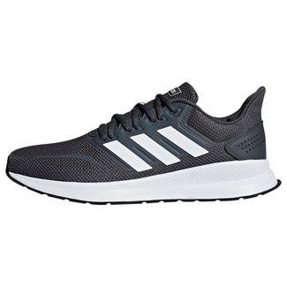 Laufschuhe im Sale von adidas in grau im Online Shop von