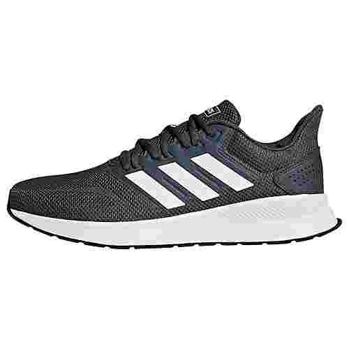 adidas Runfalcon Schuh Laufschuhe Herren Grey Six / Cloud White / Core Black