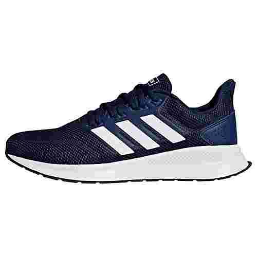 adidas Runfalcon Schuh Laufschuhe Dark Blue / Cloud White / Core Black