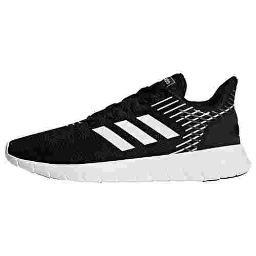 adidas Asweerun Schuh Laufschuhe Core Black / Cloud White / Grey Six