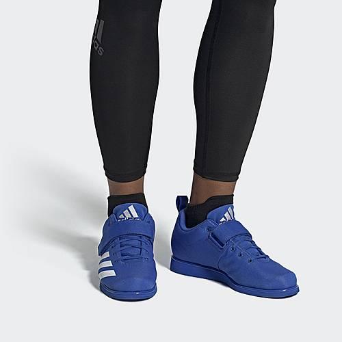 Schuh Hallenschuhe Von White Sportscheck 4 Online Shop Ftwr Im Blue Adidas Kaufen Powerlift Herren oBderCx