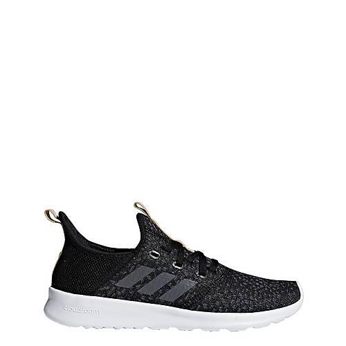 adidas Cloudfoam Pure Schuh Sneaker Damen Core Black Grey Five Core Black im Online Shop von SportScheck kaufen