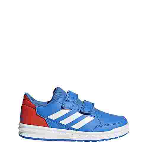 adidas AltaSport Schuh Hallenschuhe Kinder True Blue / Ftwr White / Active Orange