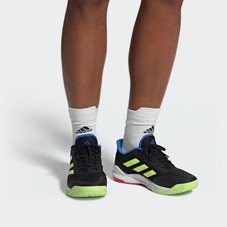 Hallenschuhe von adidas in schwarz im Online Shop von