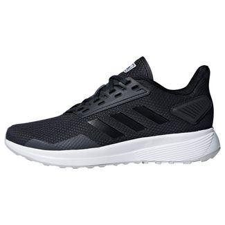 adidas Duramo 9 Schuh Laufschuhe Damen Carbon / Core Black / Grey Two