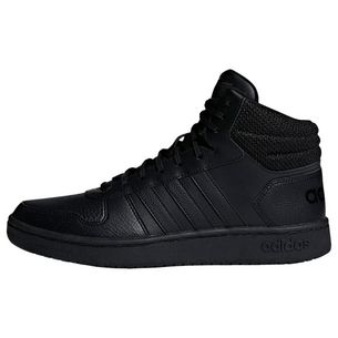 adidas Basketballschuhe Core Black / Core Black / Core Black