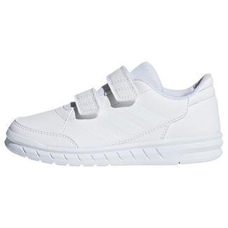 adidas AltaSport Schuh Hallenschuhe Kinder Ftwr White / Ftwr White / Grey Two