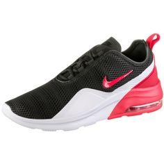 Nike Air Max Motion 2 Sneaker Herren black-red orbit-white