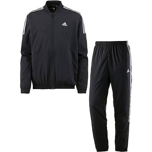 Adidas WOVEN LIGHT Trainingsanzug Herren black im Online