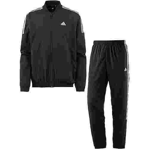 adidas WOVEN LIGHT Trainingsanzug Herren black