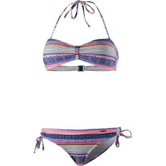 Protest Bikini Set Damen seashell