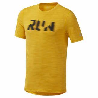 Reebok Funktionsshirt Herren gelb