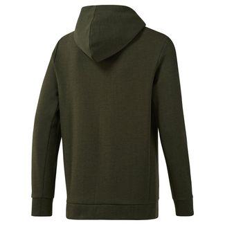 Reebok Hoodie Herren Army Green