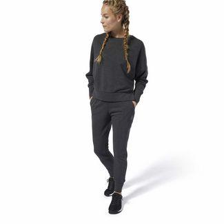 Reebok Reebok CrossFit® Lightweight Joggers Funktionshose Damen Black Melange