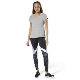 T Shirts von Reebok in grau im Online Shop von SportScheck