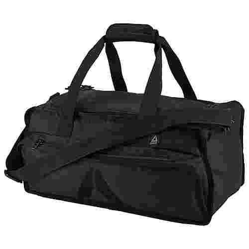 c40da12ec716f Reebok Active Enhanced Grip Bag Medium Sporttasche Herren schwarz im ...