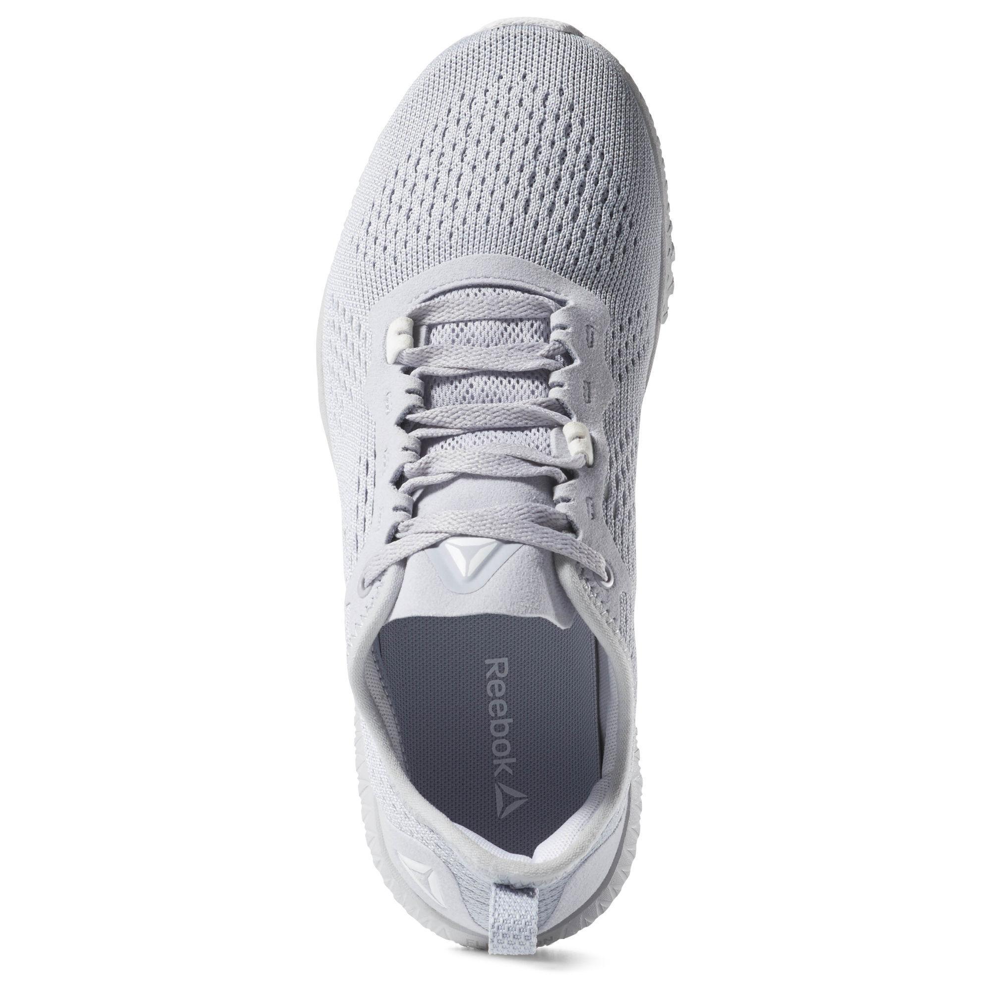 Reebok Fitnessschuhe Damen Cold grau Weiß Weiß Weiß im Online Shop von SportScheck kaufen Gute Qualität beliebte Schuhe 66b7b4