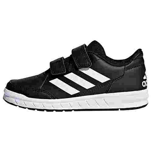 adidas AltaSport Schuh Sneaker Kinder Core Black / Cloud White / Core Black