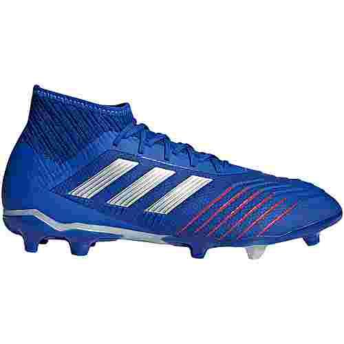 adidas PREDATOR 19.2 FG Fußballschuhe bold blue