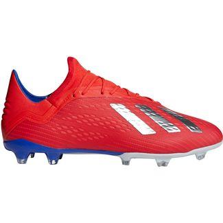 adidas X 18.2 FG Fußballschuhe active red