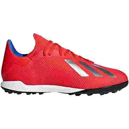 adidas X 18.3 TF Fußballschuhe active red