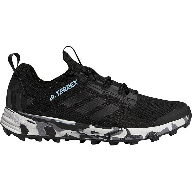 new product 17d41 db4fb adidas Agravic Speed+ Mountain Running Schuhe Damen core black