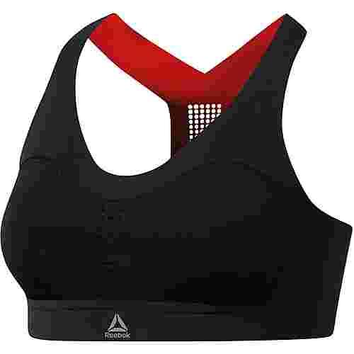 Reebok PureMove Sport-BH Damen black