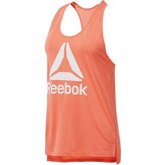 Reebok Workout Ready Supremium 2.0 Tanktop Damen stellar pink