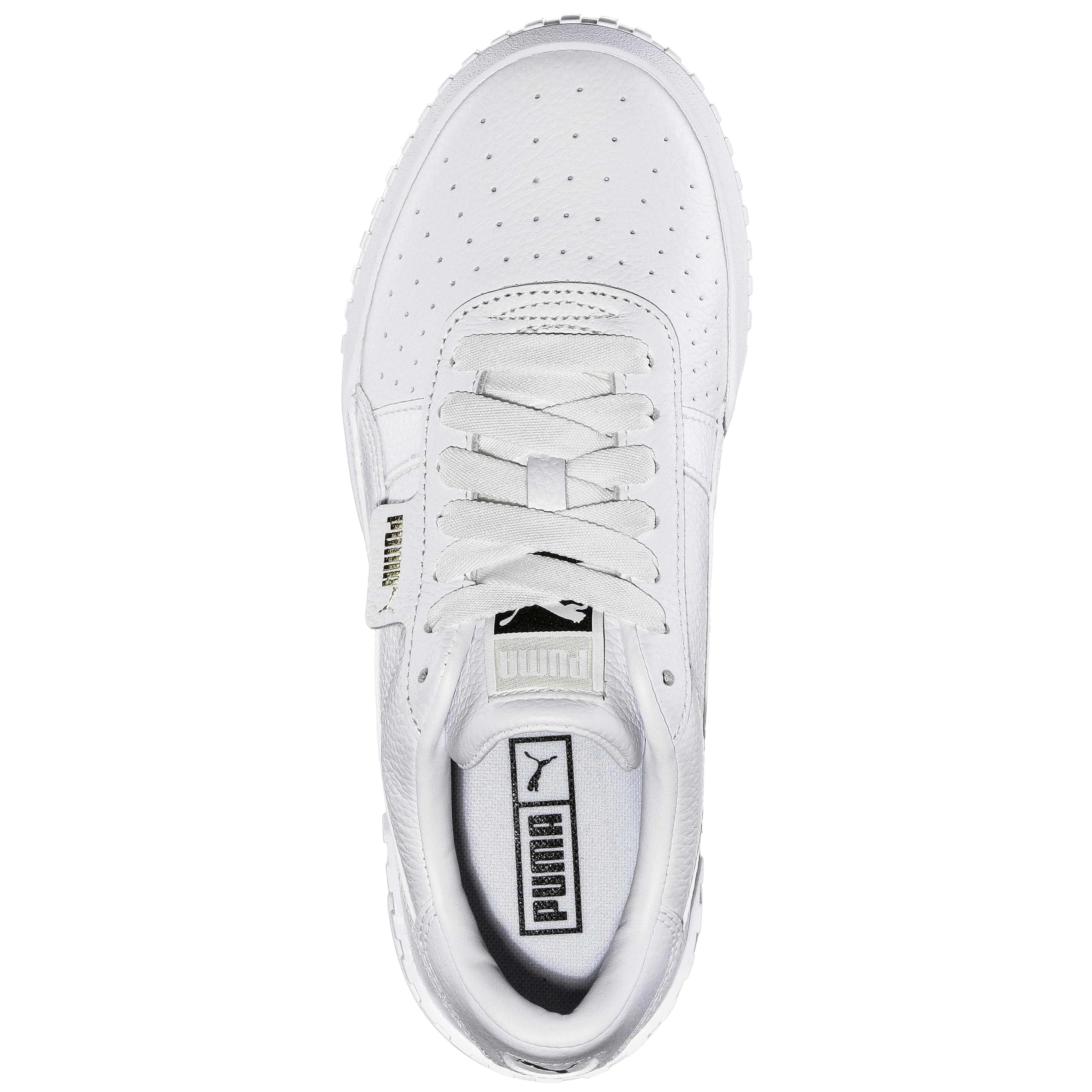 PUMA Cali Turnschuhe Damen Damen Damen puma Weiß-puma Weiß im Online Shop von SportScheck kaufen Gute Qualität beliebte Schuhe 29951b