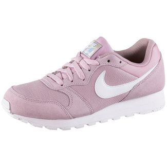 Nike MD Runner 2 Sneaker Damen plum chalk-white