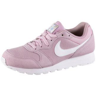 Nike MD Runner 2 Sneaker Damen light silver white mica green im Online Shop von SportScheck kaufen