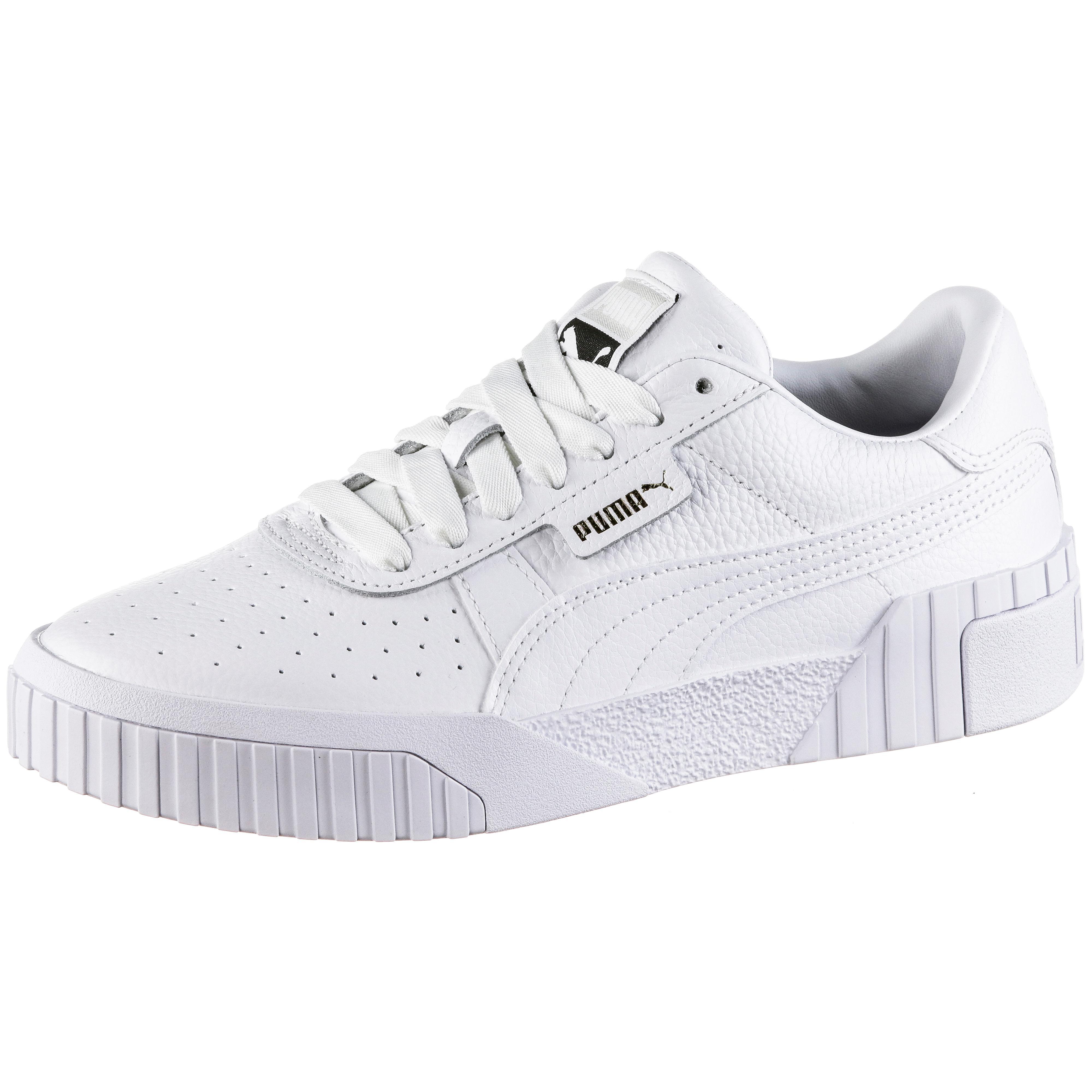 PUMA Cali Sneaker Damen puma white puma white im Online Shop von SportScheck kaufen