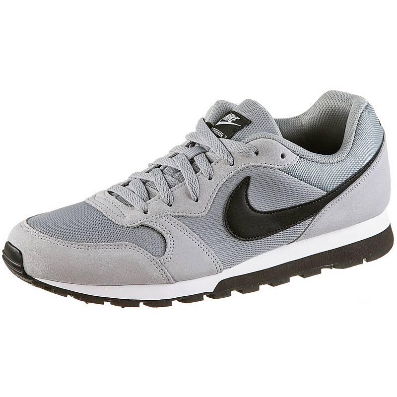 reputable site a68d0 09079 Nike MD Runner 2 Sneaker Herren wolf grey-black-white