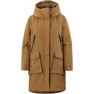 Nike Parka Damen muted bronze-desert-muted bronze