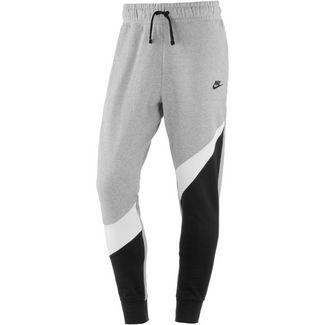 Nike NSW Sweathose Herren grey heather-black-white