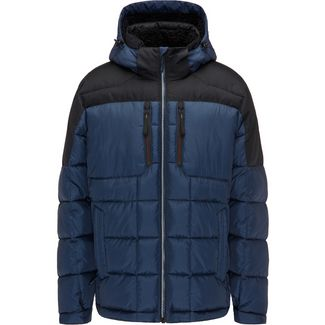Hawke & Co. Winterjacke Herren Blau Schwarz