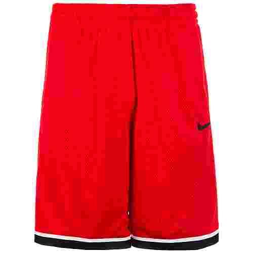 Nike Dry Classic Basketball-Shorts Herren rot / schwarz