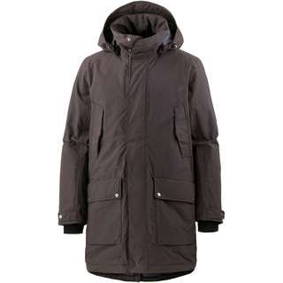 Didriksons Ture Parka Herren chocolate brown