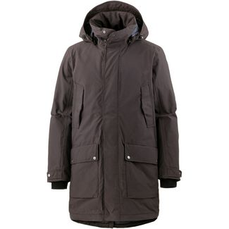 Didriksons 1913 Ture Parka Herren chocolate brown