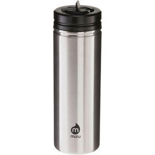 MIZU 360 Trinkflasche stainless