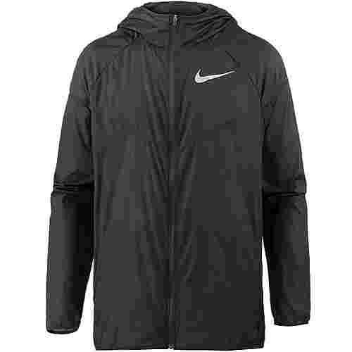 Nike Windrunner Laufjacke Herren black-black-black-reflective silv