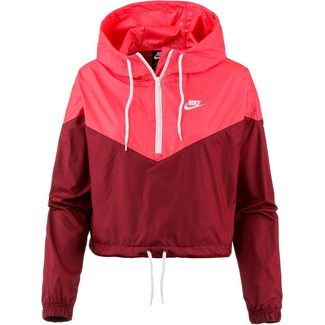 Nike NSW HRTG Windbreaker Damen team red-ember glow-white