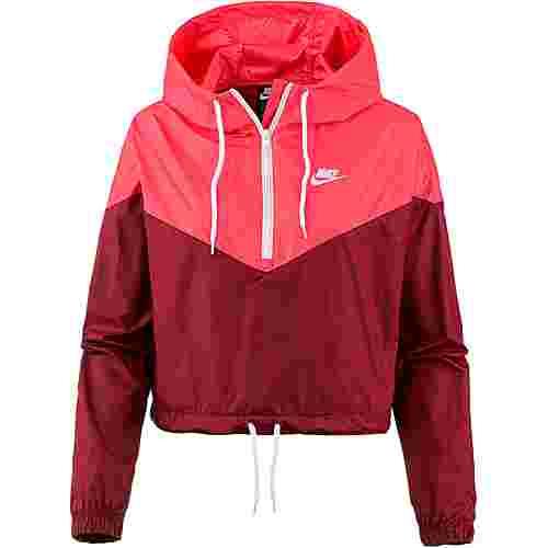 Nike NSW HRTG Windbreaker Damen team red-ember glow-white
