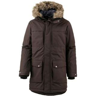 Didriksons Reidar Parka Herren chocolate brown