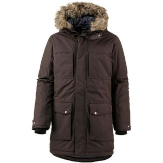 Didriksons 1913 Reidar Parka Herren chocolate brown