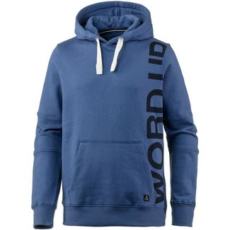TOM TAILOR Hoodie Herren true navy blue