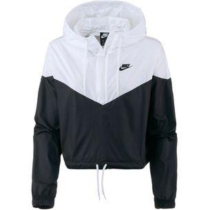 ... Höchster Preis, Größter Rabatt. Nike NSW HRTG Windbreaker Damen  black-white-black 501f7c0495